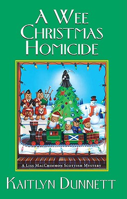 A Wee Christmas Homicide Cover