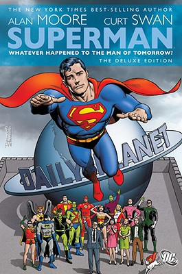 Whatever Happened to the Man of Tomorrow? Cover