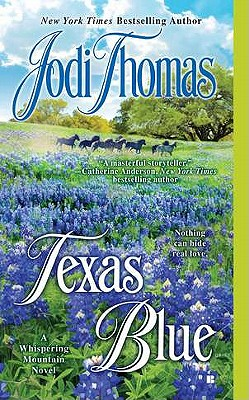 Cover for Texas Blue (A Whispering Mountain Novel #5)