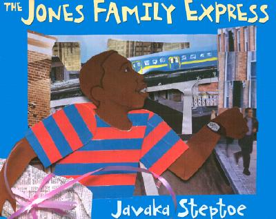 Jones Family Express Cover