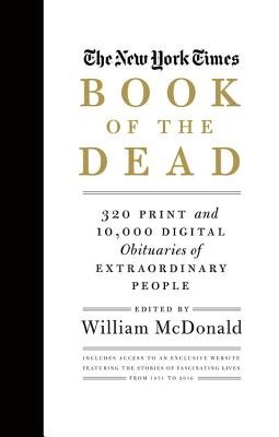 The New York Times Book of the Dead Cover