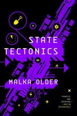 State Tectonics (The Centenal Cycle #3) Cover Image