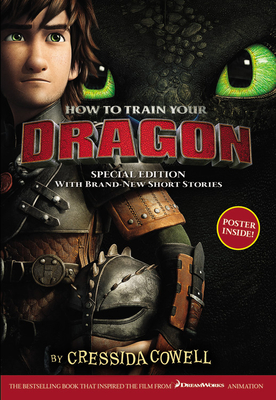 How to Train Your Dragon Special Edition: With Brand New Short Stories! Cover Image