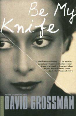 Be My Knife: A Novel Cover Image