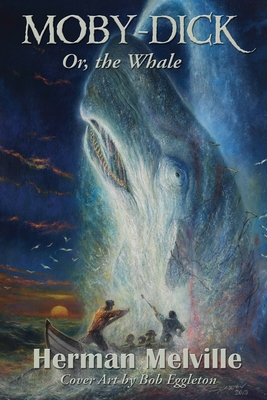 Moby-Dick: Or, the Whale Cover Image