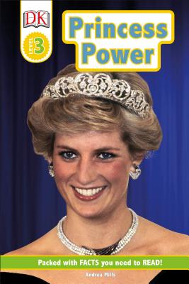 DK Readers Level 3: Princess Power Cover Image