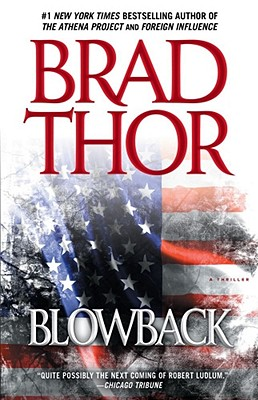 Blowback: A Thriller Cover Image