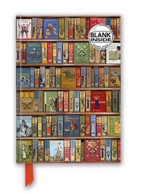 Bodleian Libraries: High Jinks Bookshelves (Foiled Blank Journal) Cover Image