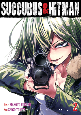 Succubus and Hitman Vol. 2 Cover Image