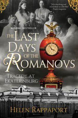 The Last Days of the Romanovs Cover