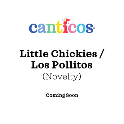 Little Chickies / Los Pollitos: Bilingual Nursery Rhymes Cover Image