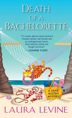 Death of a Bachelorette (A Jaine Austen Mystery #15) Cover Image