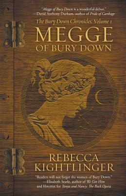 Megge of Bury Down (Bury Down Chronicles #1) Cover Image