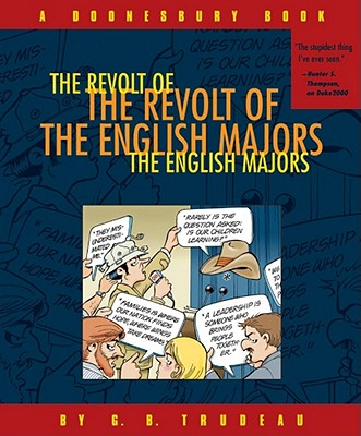 The Revolt of the English Majors Cover