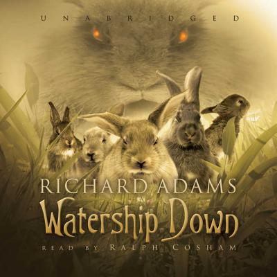 Watership Down Cover