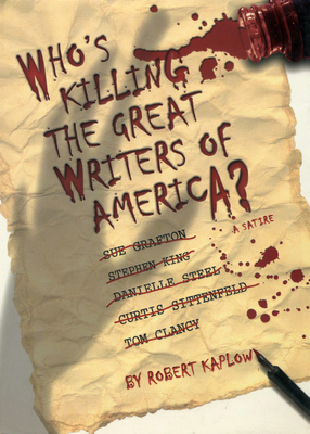 Who's Killing the Great Writers of America? Cover