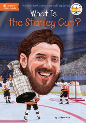 What Is the Stanley Cup? (What Was?) Cover Image