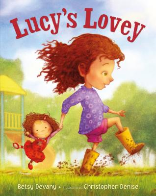 Lucy's Lovey Cover