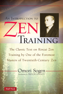 An Introduction to Zen Training Cover