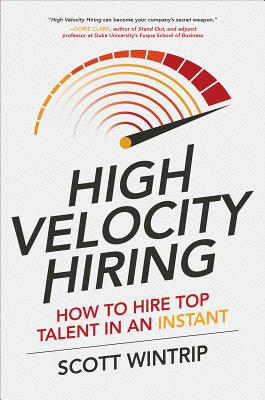 Cover for High Velocity Hiring