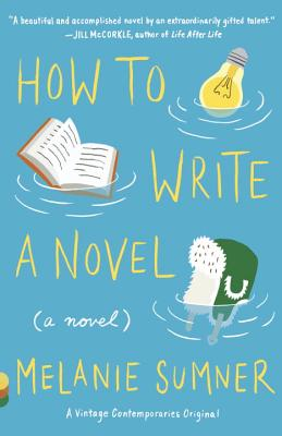 How to Write a Novel Cover