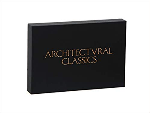 Architectural Classics Notecards: 20 Prints and Envelopes (20 different cards on luxe paper, 9 x 6