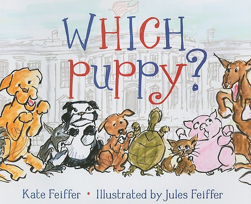 Which Puppy? Cover