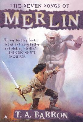 The Seven Songs of Merlin (DIGEST) Cover Image