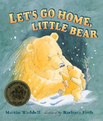 Cover for Let's Go Home, Little Bear
