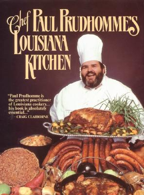 Chef Prudhomme's Louisiana Kitchen Cover Image