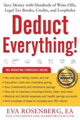 Deduct Everything! Cover