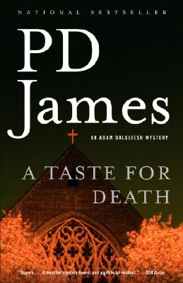A Taste for Death Cover Image