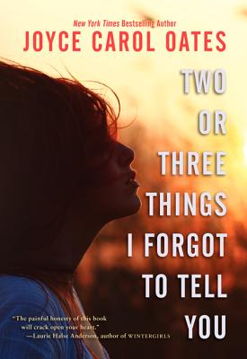 Two or Three Things I Forgot to Tell You Cover