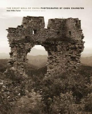 The Great Wall of China: Photographs by Chen Changfen Cover Image