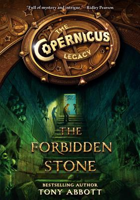The Forbidden Stone Cover Image