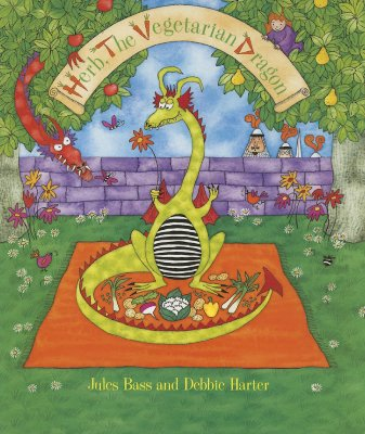Herb, the Vegetarian Dragon Cover Image
