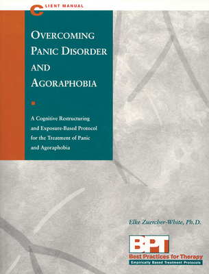 Overcoming Panic Disorder and Agoraphobia - Client Manual Cover