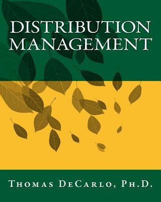 Distribution Management Cover Image