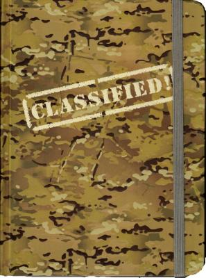 Camouflage Journal Cover Image