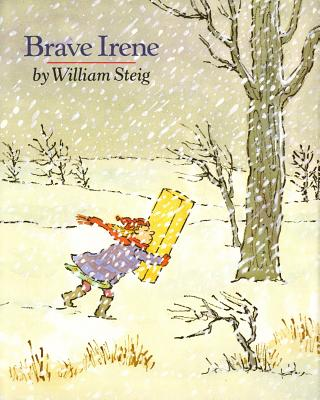 Brave Irene: A Picture Book Cover Image