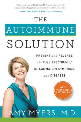 The Autoimmune Solution Cover