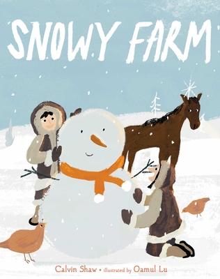 Snowy Farm Cover Image