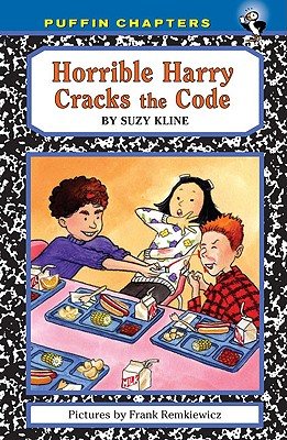 Horrible Harry Cracks the Code Cover Image