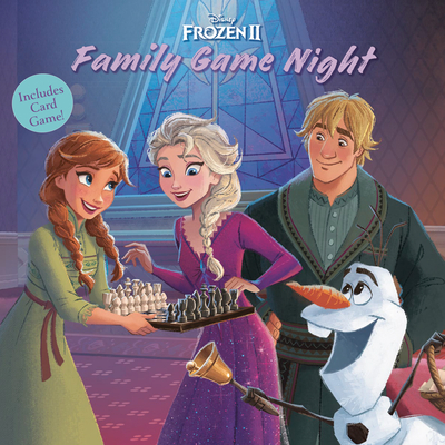 Family Game Night (Disney Frozen 2) (Pictureback(R)) Cover Image
