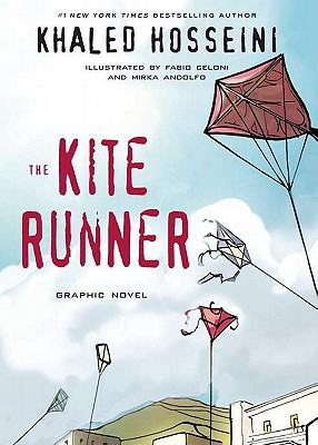 The Kite Runner Graphic Novel Cover