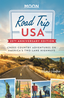 Road Trip USA: Cross-Country Adventures on America's Two-Lane Highways Cover Image