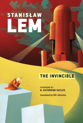 The Invincible Cover Image