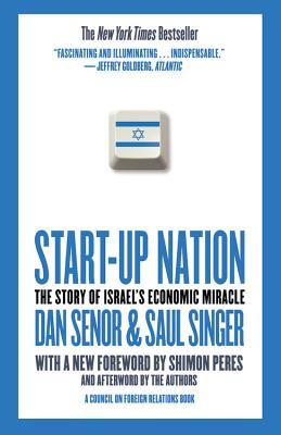 Cover for Start-up Nation