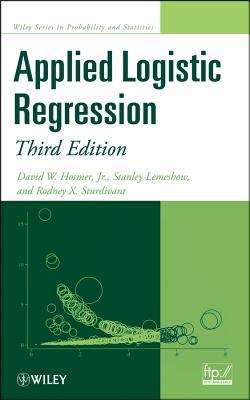 Cover for Applied Logistic Regression 3e