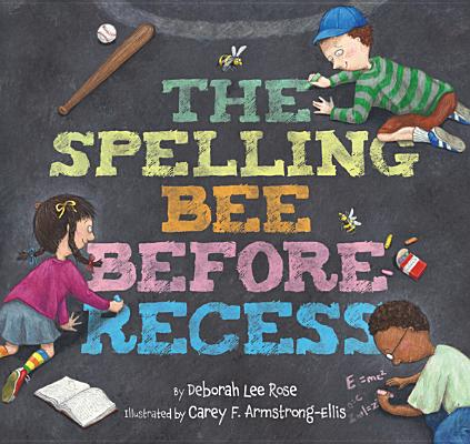 The Spelling Bee Before Recess Cover